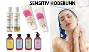 Hårpleie sensitiv hodebunn