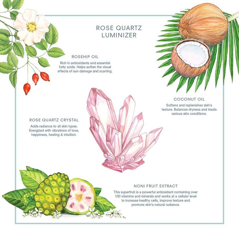 Ingrediensene i Kora Organics