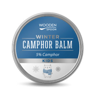 Wooden Spoon Camphor balm KIDS 5%