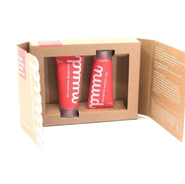 Naturlige effektive deodoranter nuud