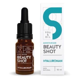 You & Oil Beauty Shot Hyaluronsyre - for fuktighet i huden