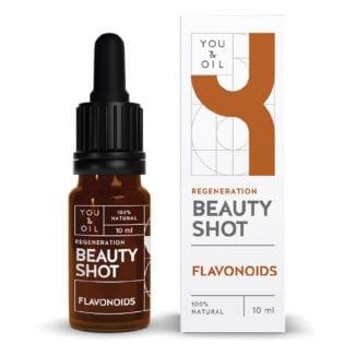 You & Oil Beauty Shot Flavonoider oljer for antiage og regenerering av huden