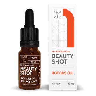 You & Oil Beauty Shot Botoks olje for ansikt oppstrammende