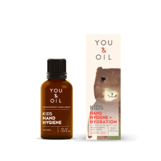 You & Oil KI KIds hand hygiene + hydration håndhygiene for barn