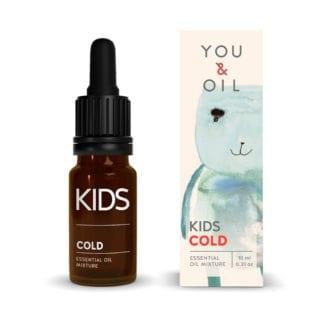 You & Oil KI Kids Aromatherapy Essential Oil Mixture Baby Cold