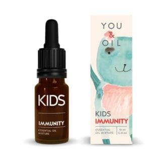 You & Oil KI Kids Aromatherapy Essential Oil Mixture Immunity