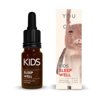 You & Oil KI Kids Aromatherapy Essential Oil Mixture Sleep Well