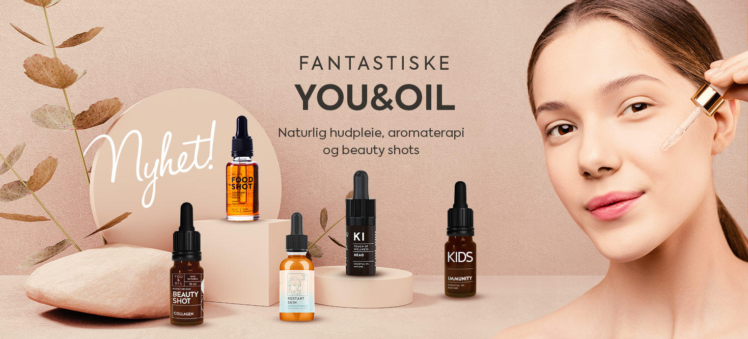 Nyhet på Karma.no - You & Oil Beauty and Wellness