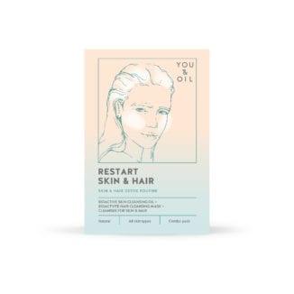 You & Oil Restart Skin & Hair Detox Routine