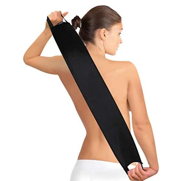 Back Applicator for selvbruning og body lotions