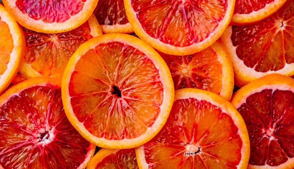 Pink Grapefrukt oljer for kombinert hud