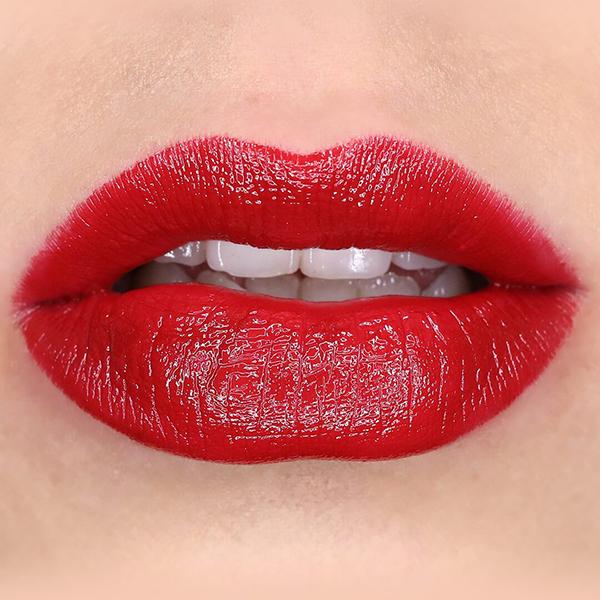 Glossy popegranate oil lipstick