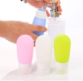 refill flasker - travel size