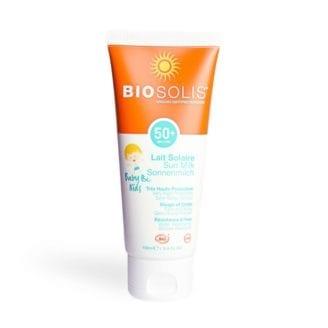 Biosolis suncare, baby milk spf 50