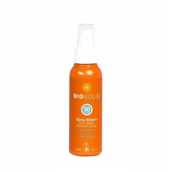 Biosolis Suncare spf 50 for face and body