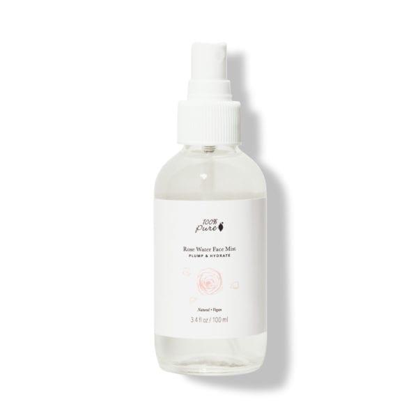100% Pure Rose Water Face mist - ansiktsspray