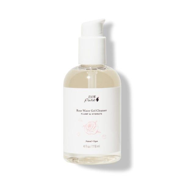 100% Pure Rose water cleanser - for alle hudtyper også sensitiv hud