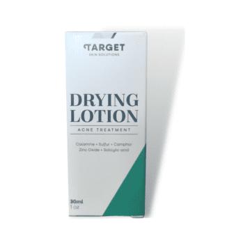 Drying Lotion acne treatment - bli kvitt kvisene