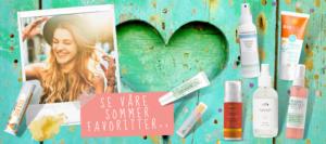 Sommerr favoritter