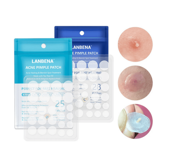 Anti acne patches - kviseplaster