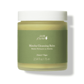 Matcha Cleansing balm