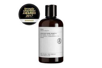 Evolve Super shine shampoo