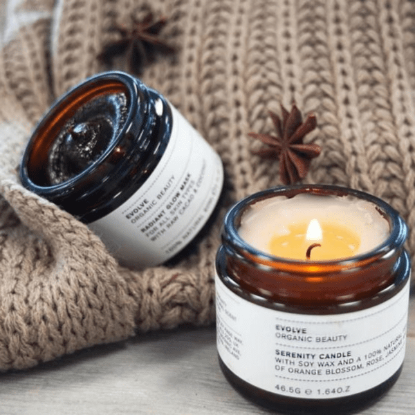 duftlys serenity candle evolve 1