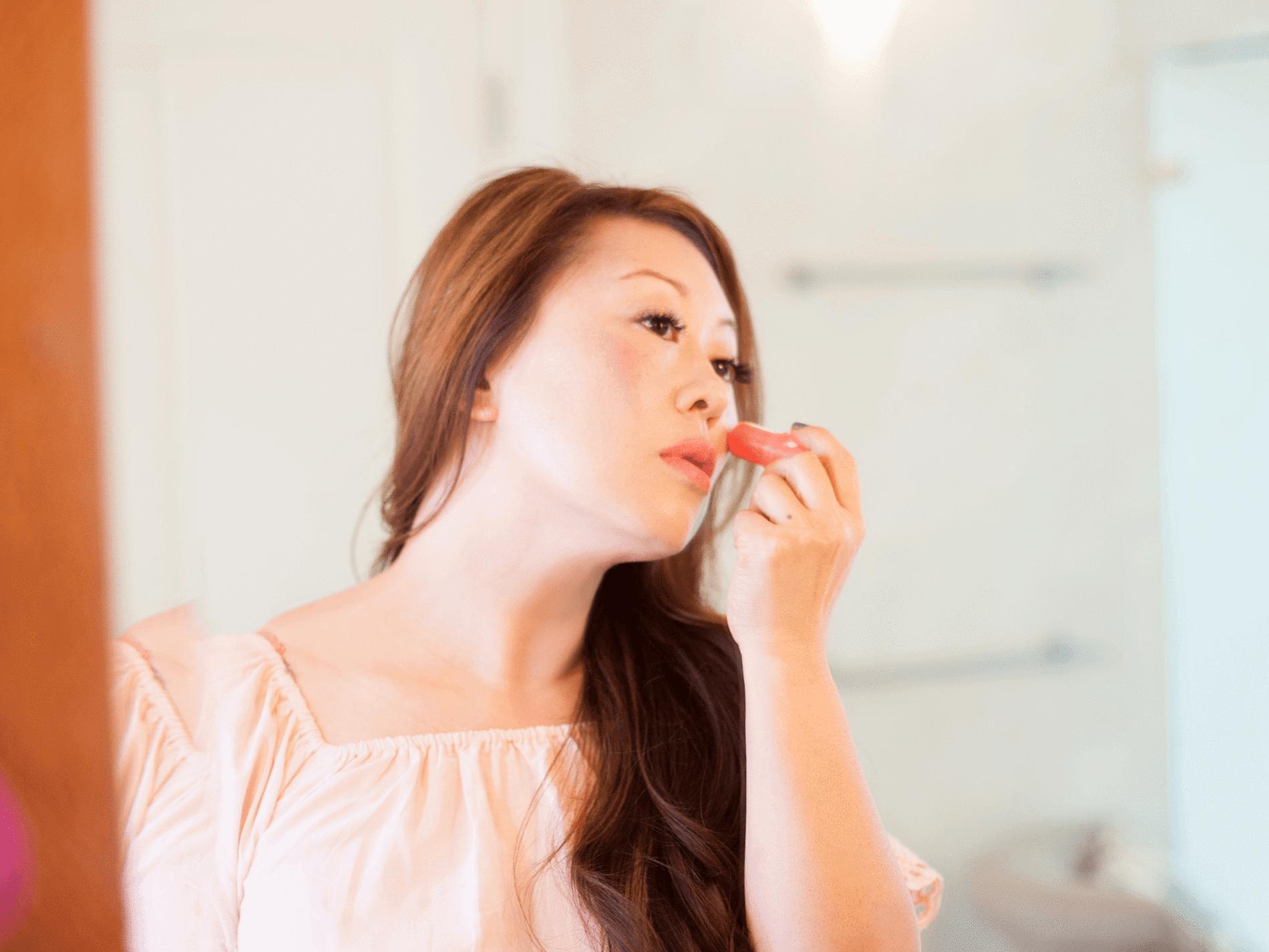 Susie wang grunnlegger av 100% Pure stabiliserte vitami c
