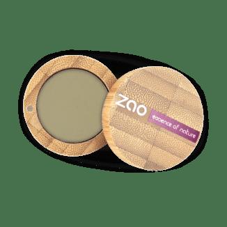 zao eye shadow green olive 207