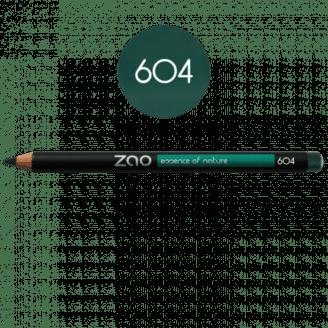 zao multipurpose naturlig eyeliner green