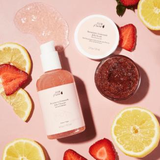 Strawberry Lemonade Jelly Cleanser