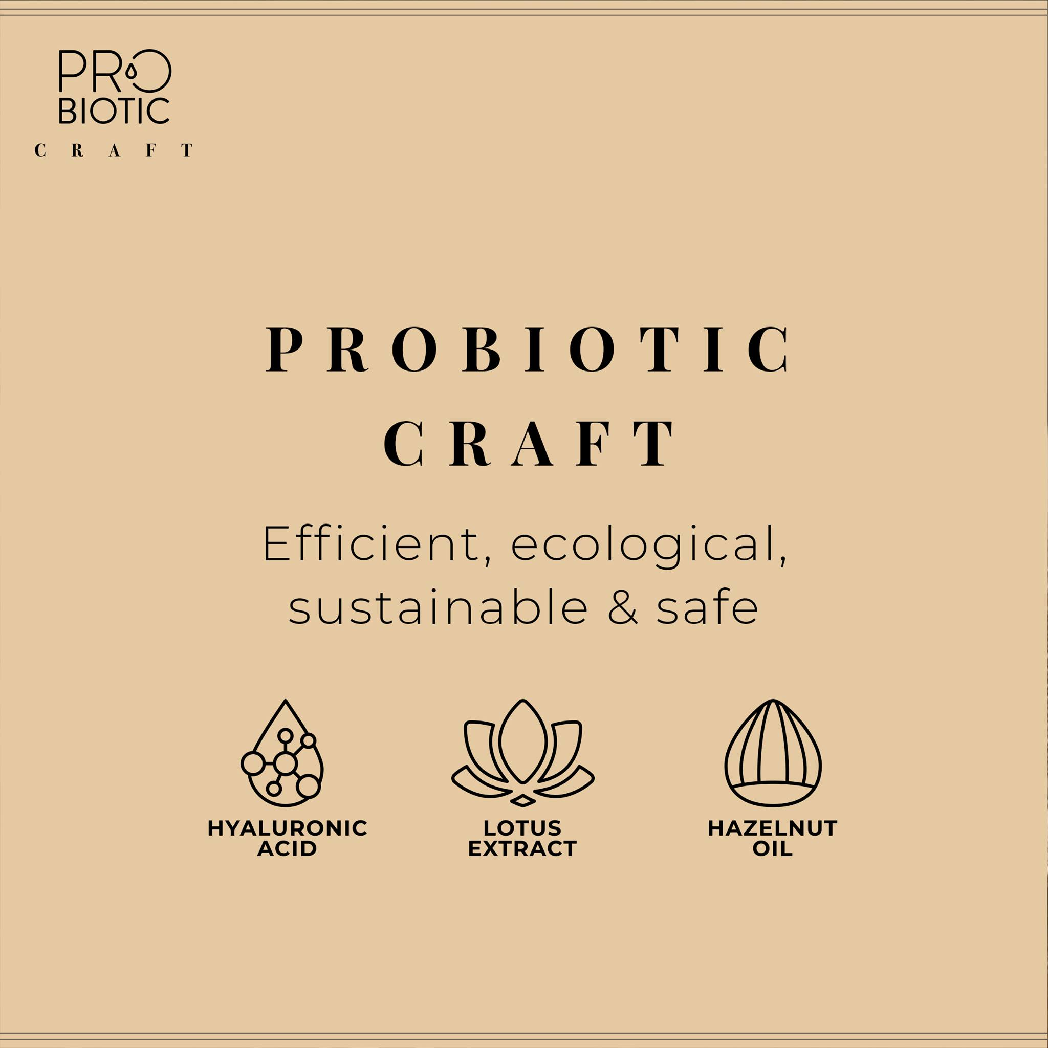 Probiotic Craft økologiske rengjøringsprodukter