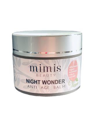 Mimis nattbalsam med 60% arganolje