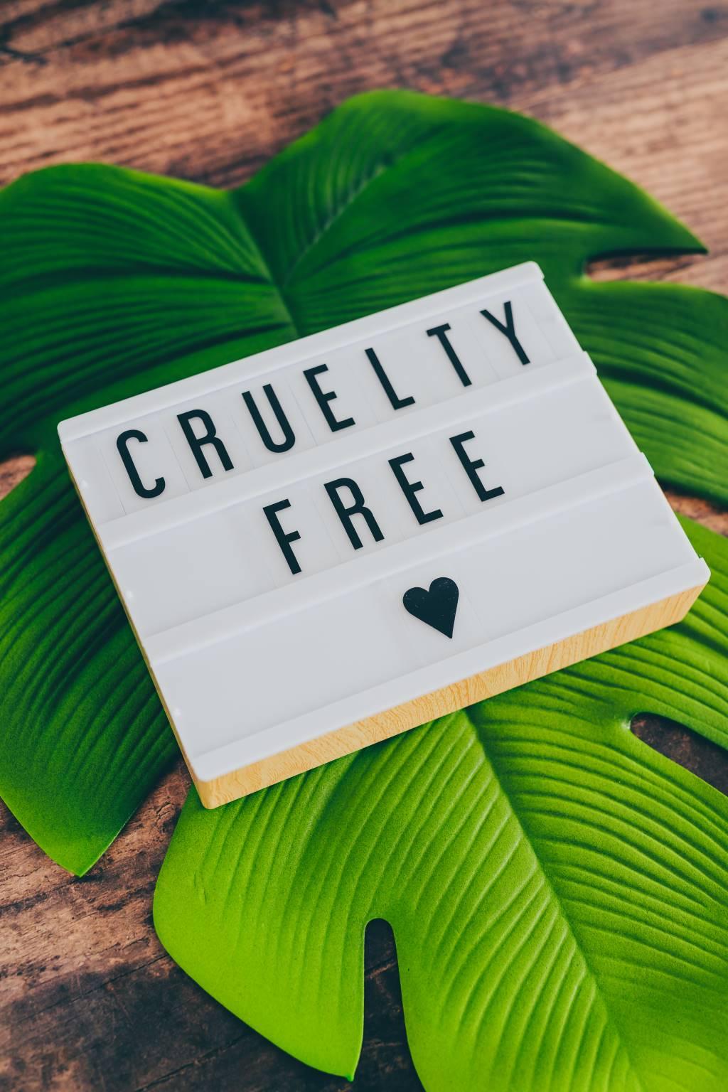 cruelty free og ingrediens kilder