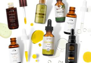 Oljer for ansiktet - facial oils ansiktsoljer